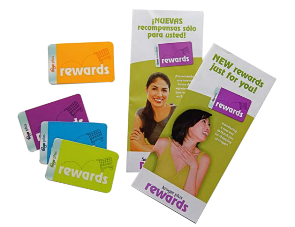 Logo, Rewards Card and Brochure Design