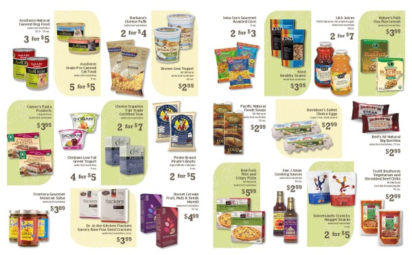 Page 2 & 3 of Lamb's Markets Circular Ad