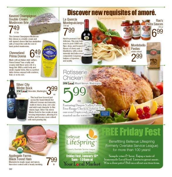 Page 4 of Circular Ad - Your Local Market Grocery Store